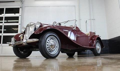 1952 MG TD for sale in Chicago, IL