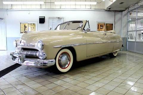 1950 Mercury 8 Convertible