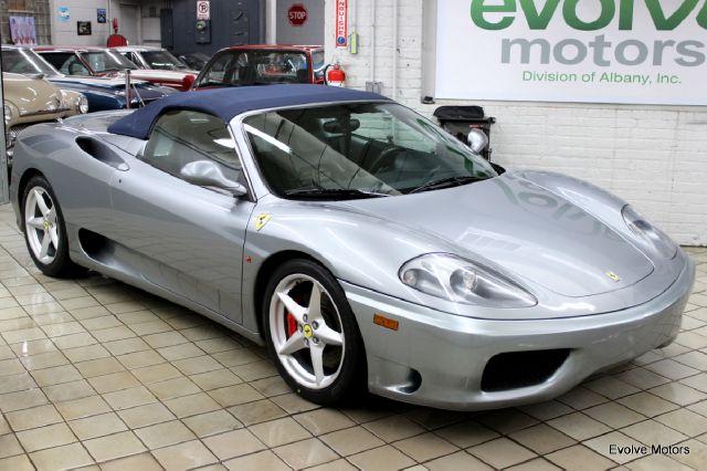 2001 Ferrari 360 Spider for sale at Evolve Motors in Chicago IL