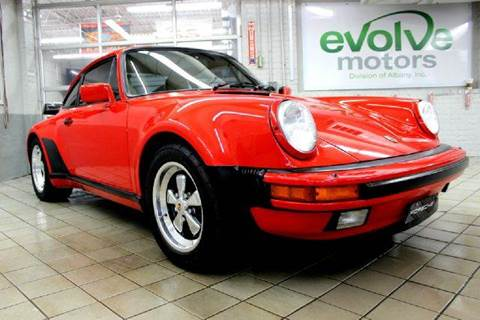 1987 Porsche 911 for sale at Evolve Motors in Chicago IL