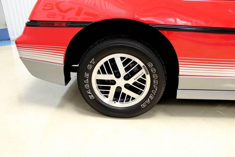 1985 Pontiac Fiero for sale at Evolve Motors in Chicago IL