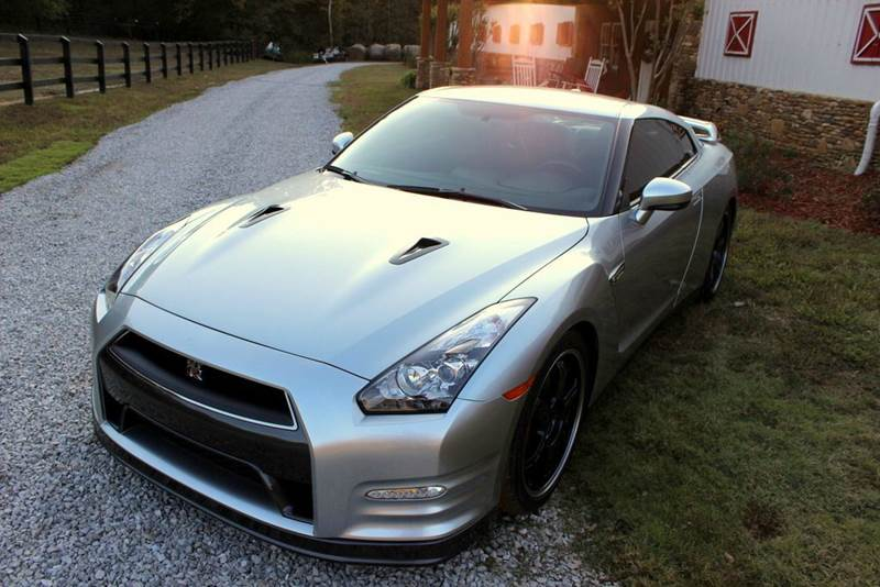 2012 Nissan GT-R for sale at Evolve Motors in Chicago IL
