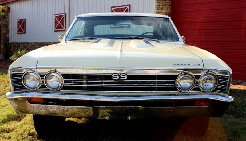 1967 Chevrolet Chevelle for sale at Evolve Motors in Chicago IL