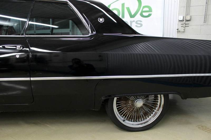 1966 Cadillac DeVille for sale at Evolve Motors in Chicago IL