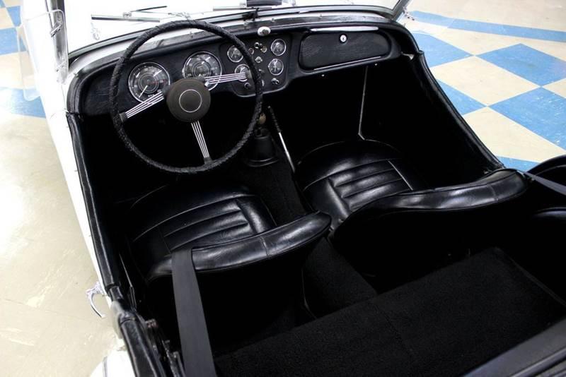 1961 Triumph TR3 for sale at Evolve Motors in Chicago IL