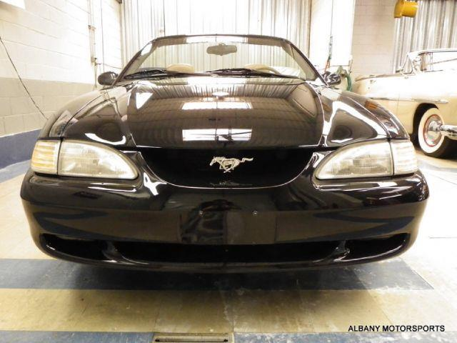 1995 Ford Mustang for sale at Evolve Motors in Chicago IL