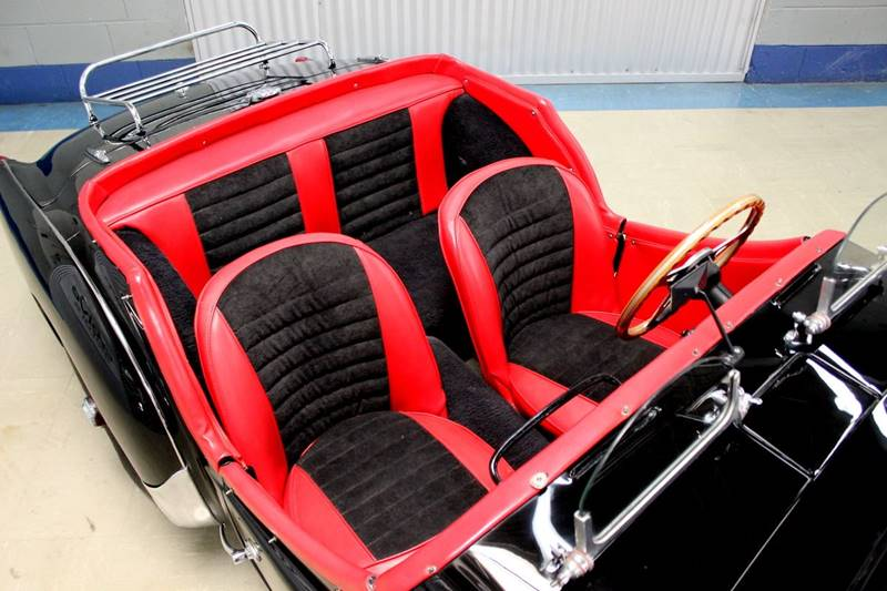 1960 Triumph TR3-A for sale at Evolve Motors in Chicago IL
