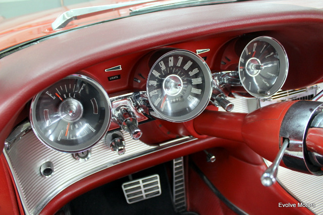 1963 Ford Thunderbird for sale at Evolve Motors in Chicago IL