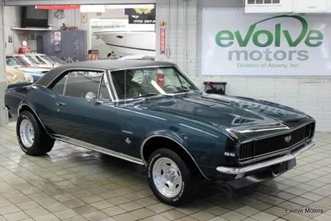 1967 Chevrolet Camaro for sale at Evolve Motors in Chicago IL