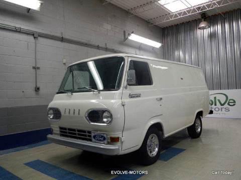 1967 Ford Econoline for sale at Evolve Motors in Chicago IL