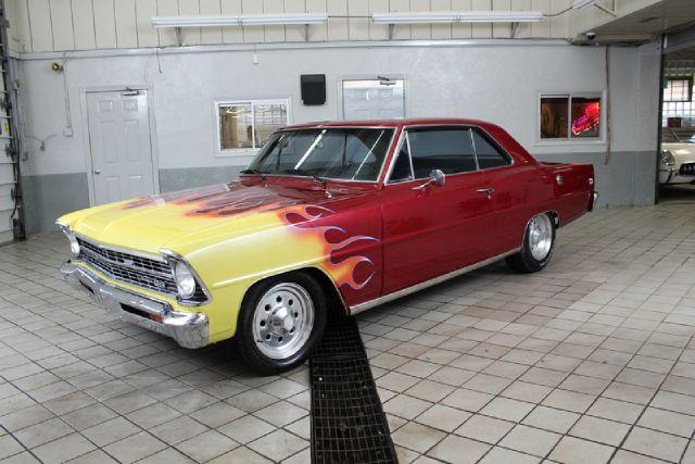1967 Chevrolet Nova for sale at Evolve Motors in Chicago IL