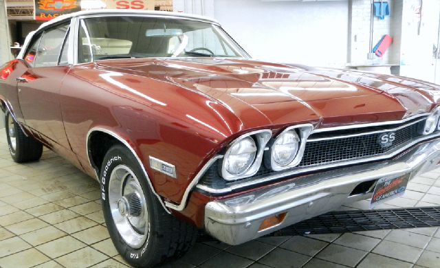 1968 Chevrolet Chevelle for sale at Evolve Motors in Chicago IL