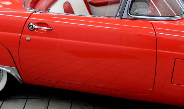 1956 Ford Thunderbird for sale at Evolve Motors in Chicago IL