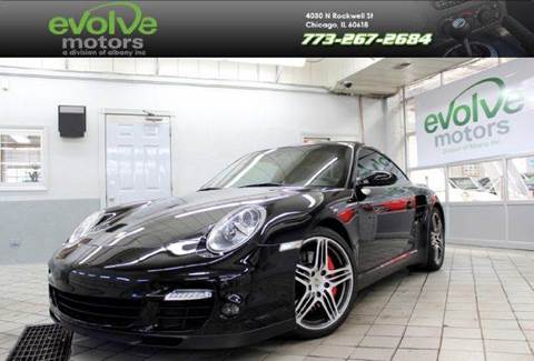 2007 Porsche 911 for sale at Evolve Motors in Chicago IL