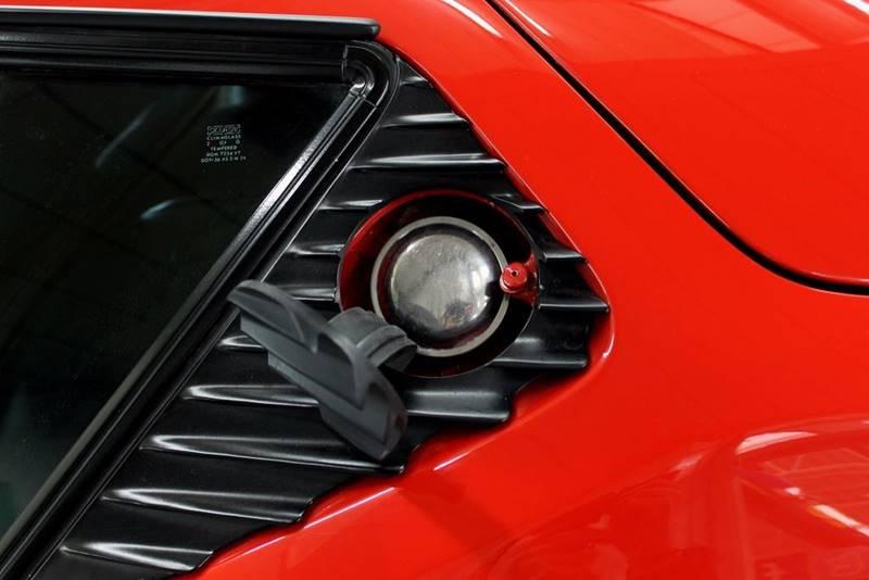 1973 De Tomaso Pantera for sale at Evolve Motors in Chicago IL