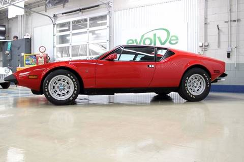 1973 De Tomaso Pantera for sale in Chicago, IL