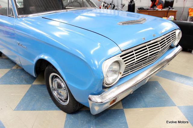 1963 Ford Falcon for sale at Evolve Motors in Chicago IL