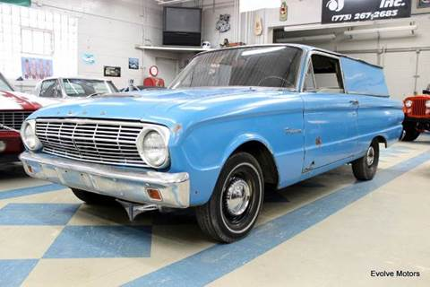 1963 Ford Falcon for sale at Evolve Motors in Chicago IL