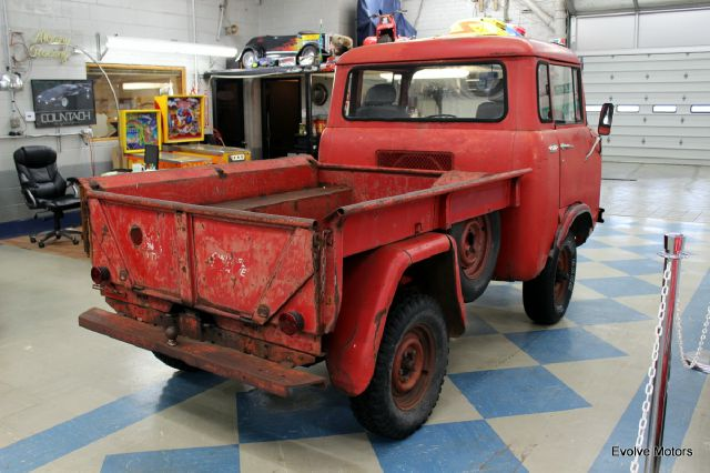 1960 Jeep Willys for sale at Evolve Motors in Chicago IL