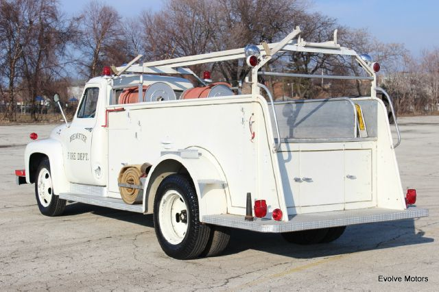 1955 Ford F-53 Motor Home Chassis for sale at Evolve Motors in Chicago IL