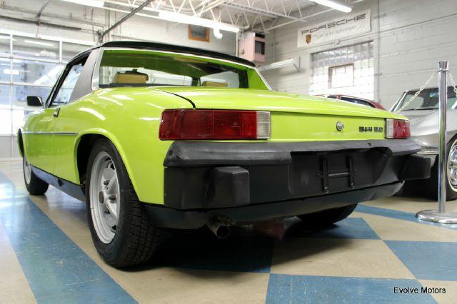 1974 Porsche 914 for sale at Evolve Motors in Chicago IL