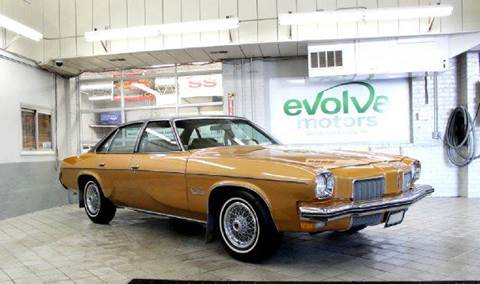 Oldsmobile classic cars consignment car sales for sale for 1973 cutlass salon
