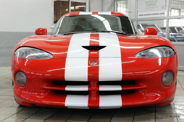1997 Dodge Viper for sale at Evolve Motors in Chicago IL