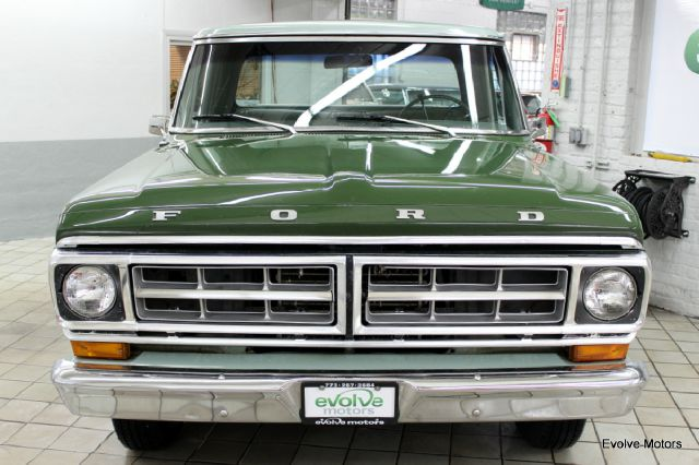 1971 Ford F-100 for sale at Evolve Motors in Chicago IL