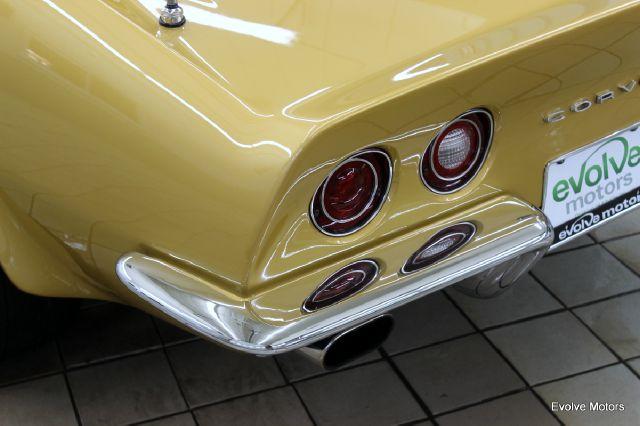 1971 Chevrolet Corvette for sale at Evolve Motors in Chicago IL