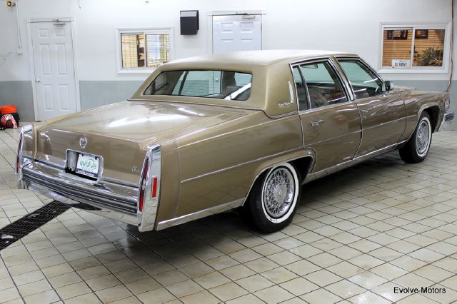 1979 Cadillac Fleetwood Brougham for sale at Evolve Motors in Chicago IL