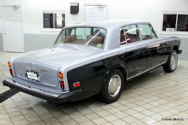 1978 Rolls-Royce Silver Shadow for sale at Evolve Motors in Chicago IL