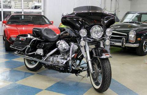 1999 Harley-Davidson Electra Glide for sale at Evolve Motors in Chicago IL