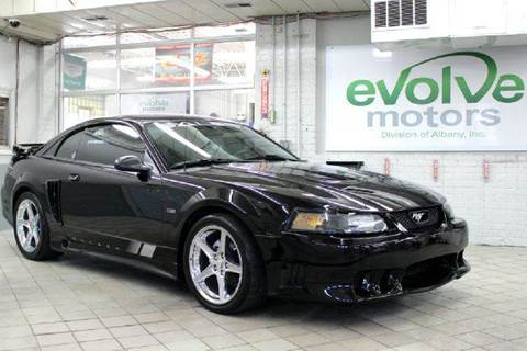 2004 Ford Mustang for sale at Evolve Motors in Chicago IL