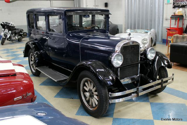 1928 Dodge Brothers 128 for sale at Evolve Motors in Chicago IL