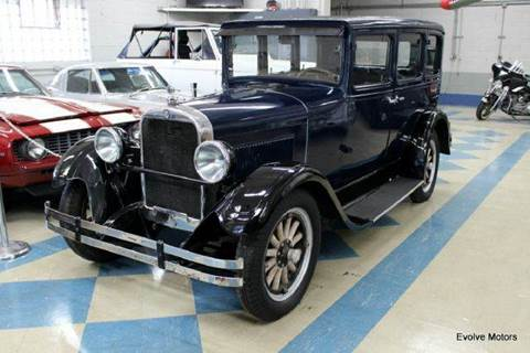 1928 Dodge Brothers 128