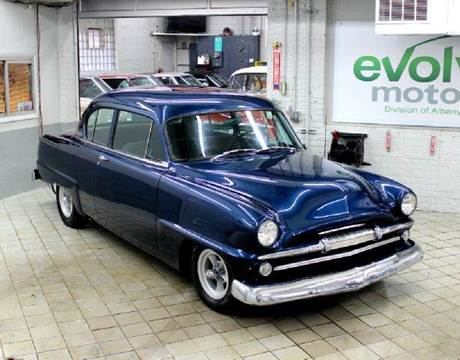 1954 Plymouth Savoy for sale at Evolve Motors in Chicago IL