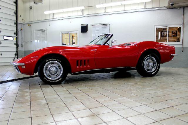 1968 Chevrolet Corvette for sale at Evolve Motors in Chicago IL