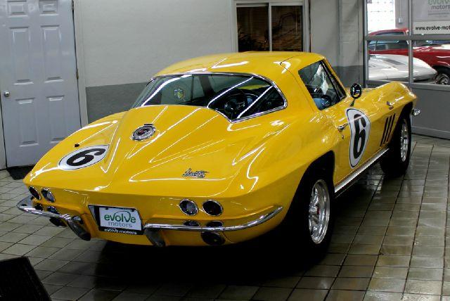 1966 Chevrolet Corvette for sale at Evolve Motors in Chicago IL