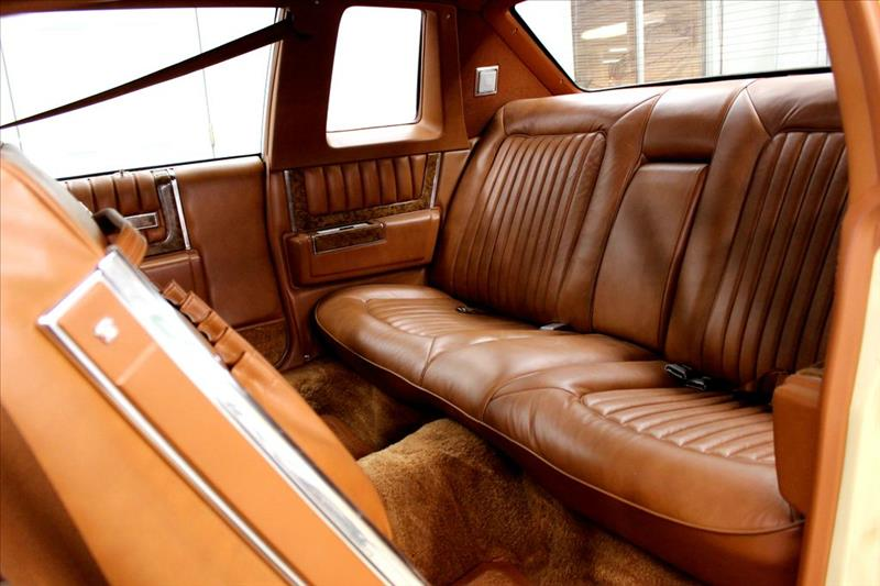 1979 Cadillac DeVille for sale at Evolve Motors in Chicago IL