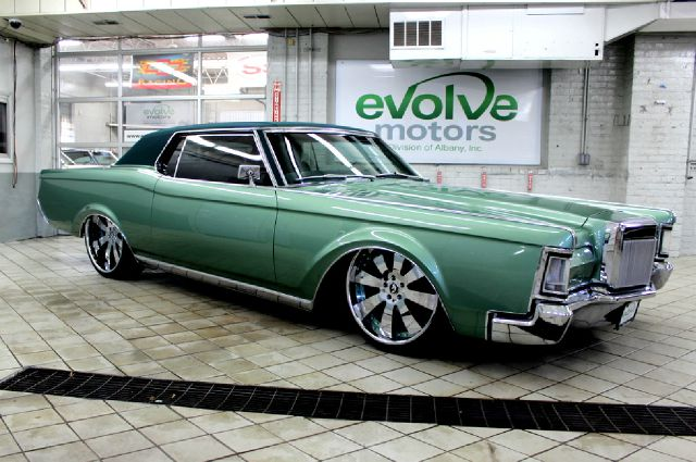 1969 Lincoln Mark III for sale at Evolve Motors in Chicago IL