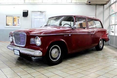 1960 Studebaker Lark for sale at Evolve Motors in Chicago IL