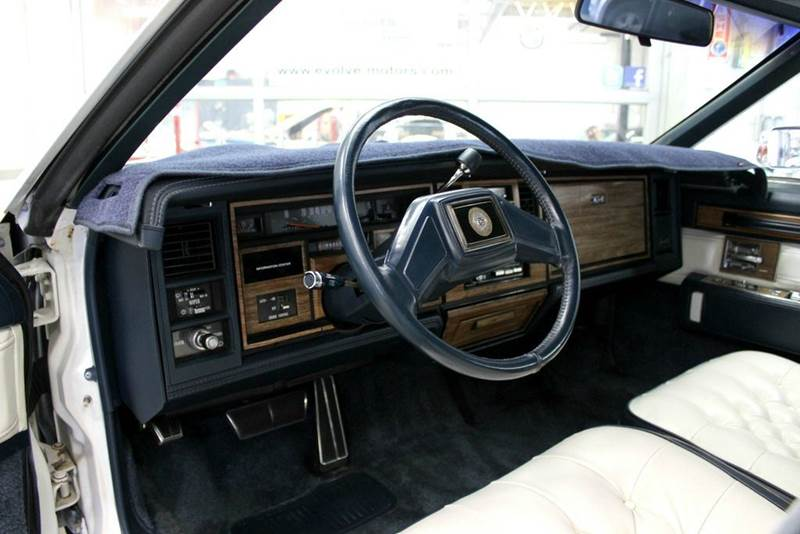1985 Cadillac Seville for sale at Evolve Motors in Chicago IL