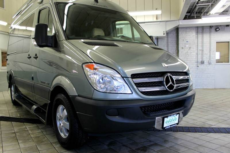 2011 Mercedes-Benz Sprinter Cargo for sale at Evolve Motors in Chicago IL