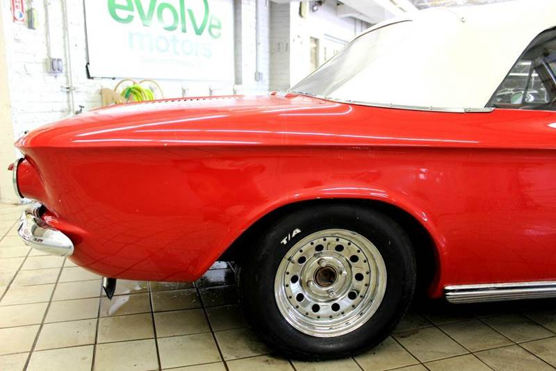 1963 Chevrolet Corvair for sale at Evolve Motors in Chicago IL