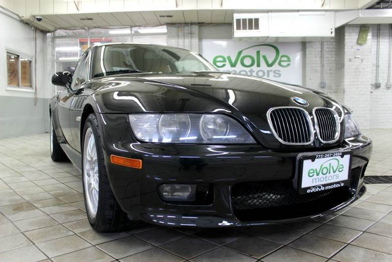 2001 BMW Z3 for sale at Evolve Motors in Chicago IL