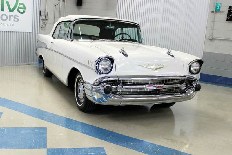 1957 Chevrolet Bel Air for sale at Evolve Motors in Chicago IL
