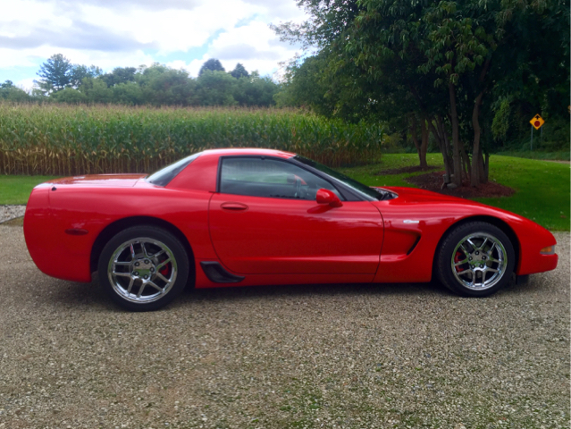 2003 Chevrolet Corvette for sale at Evolve Motors in Chicago IL