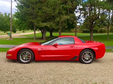2003 Chevrolet Corvette for sale at Evolve Motors in Chicago IL