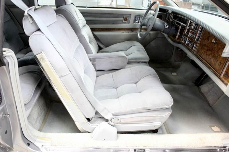 1979 Cadillac Eldorado for sale at Evolve Motors in Chicago IL