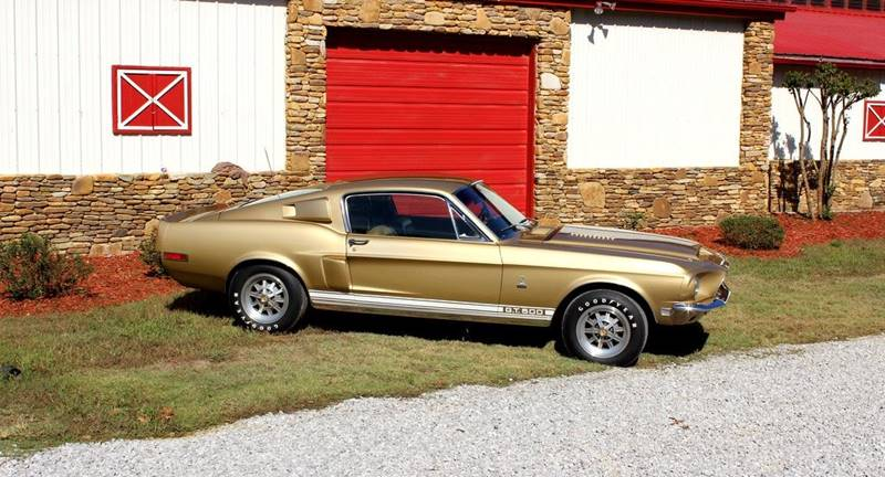 1968 Ford Shelby GT500 for sale at Evolve Motors in Chicago IL